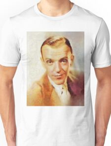Fred Astaire, Vintage Hollywood Legend Unisex T-Shirt