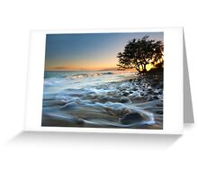 Ebb & Flow Greeting Card