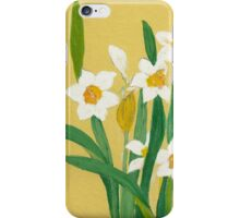 Daffodils from Amphai iPhone Case/Skin