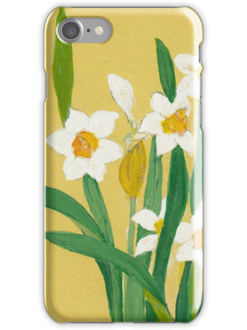 Daffodils from Amphai by Baina Masquelier