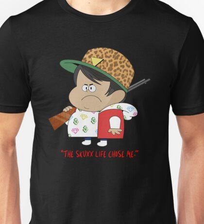 Ricky Baker - The Skuxx Life Chose Me Unisex T-Shirt