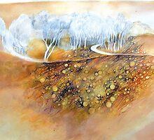 Beneath Darebin by Katie Roberts Art