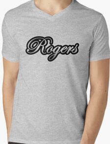 Rogers Drums Vintage Silver T-Shirt