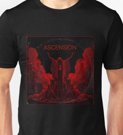 ASCENSION (vinyl burn edition) Unisex T-Shirt