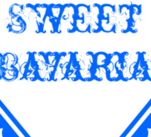 Bavaria Sweet Bavaria Sticker