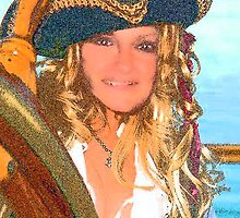 Shannon the Pirate by byuchic
