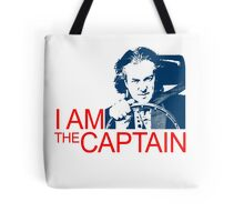 I Am the Captain Tote Bag
