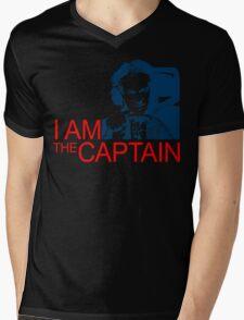I Am the Captain Mens V-Neck T-Shirt