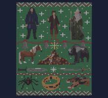 Hobbit Christmas Sweater T-Shirt