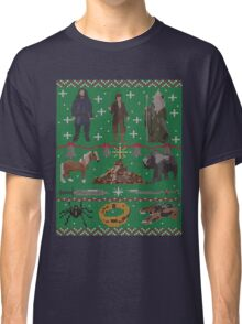 Hobbit Christmas Sweater Classic T-Shirt
