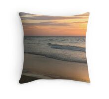 Morton Island, Queensland Throw Pillow