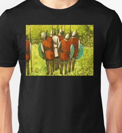 Reconnaissance (zoom) Unisex T-Shirt