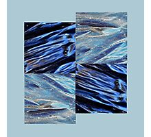 plastic waves by 4 Photographic Print