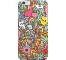 Doodle dreams iPhone Case/Skin