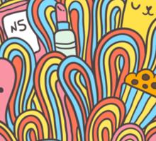 Doodle dreams Sticker