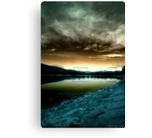 The Persistence Of Nature Canvas Print