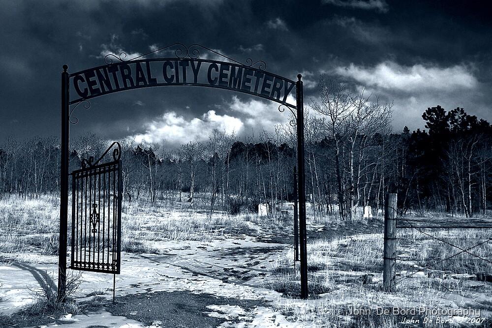 The Dead of Winter by John  De Bord Photography