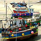 Boats by Anthony Hedger Photography