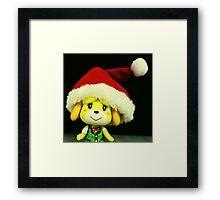 Xmas Isabelle  Framed Print