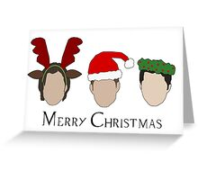 Holiday Spirit Greeting Card