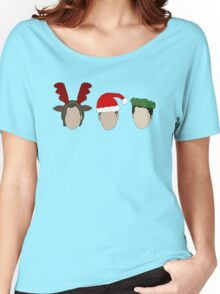 Holiday Spirit Women's Relaxed Fit T-Shirt