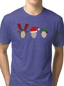 Holiday Spirit Tri-blend T-Shirt