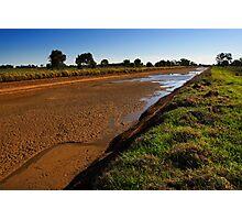 Mulwala Canal Photographic Print