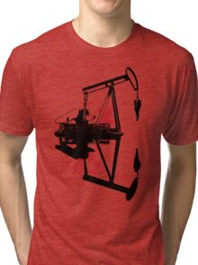 gallows of humanity : blood edition Tri-blend T-Shirt
