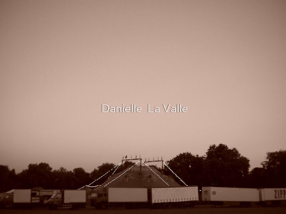 Zippo's Circus by Danielle  La Valle