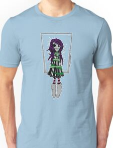 Rag Doll Illustration Unisex T-Shirt
