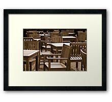 Souless Framed Print