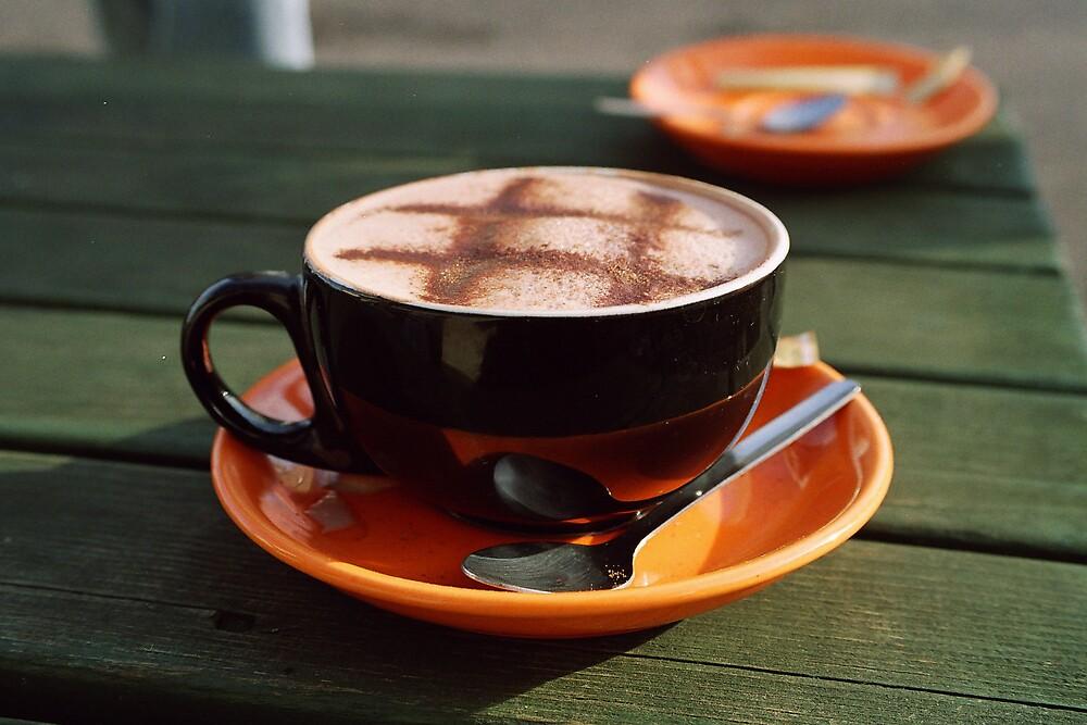 hot chocolate by calipix