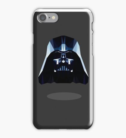 Low-Poly Darth Vader iPhone Case/Skin