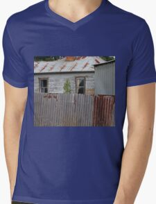 Rural house Mens V-Neck T-Shirt