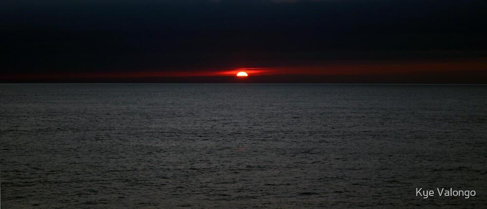 Sunset by Kye Valongo