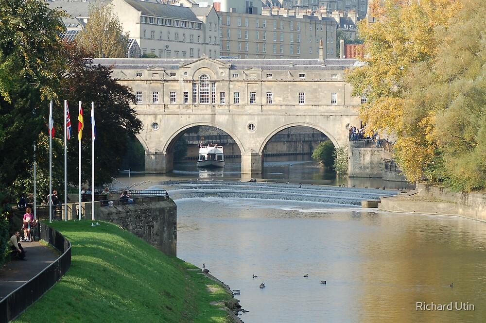 River walk by Richard Utin