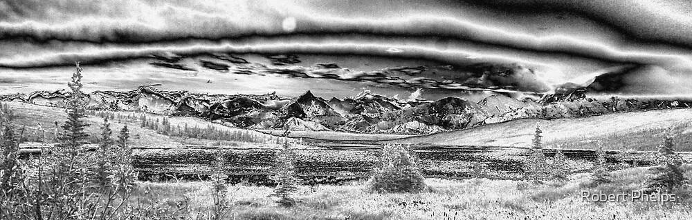 Wonder Lake (Version 2) by Robert Phelps