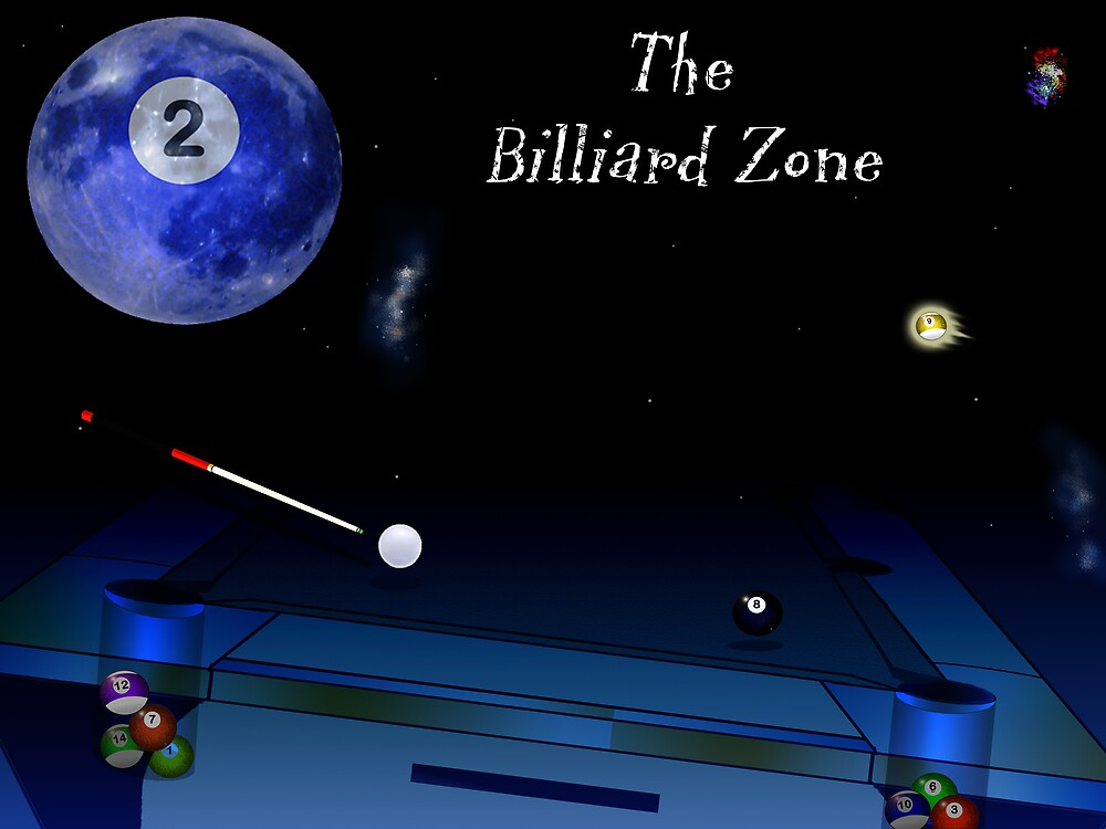 The Billiard Zone by kurtmarcelle