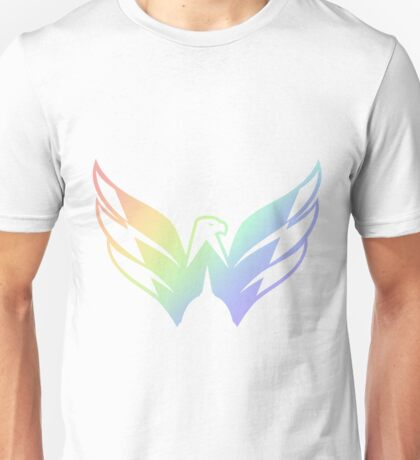 Washington Capitals Pride Unisex T-Shirt