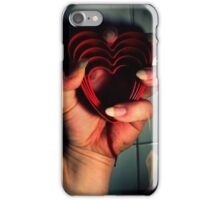 Burning Hearts iPhone Case/Skin
