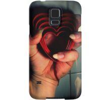 Burning Hearts Samsung Galaxy Case/Skin