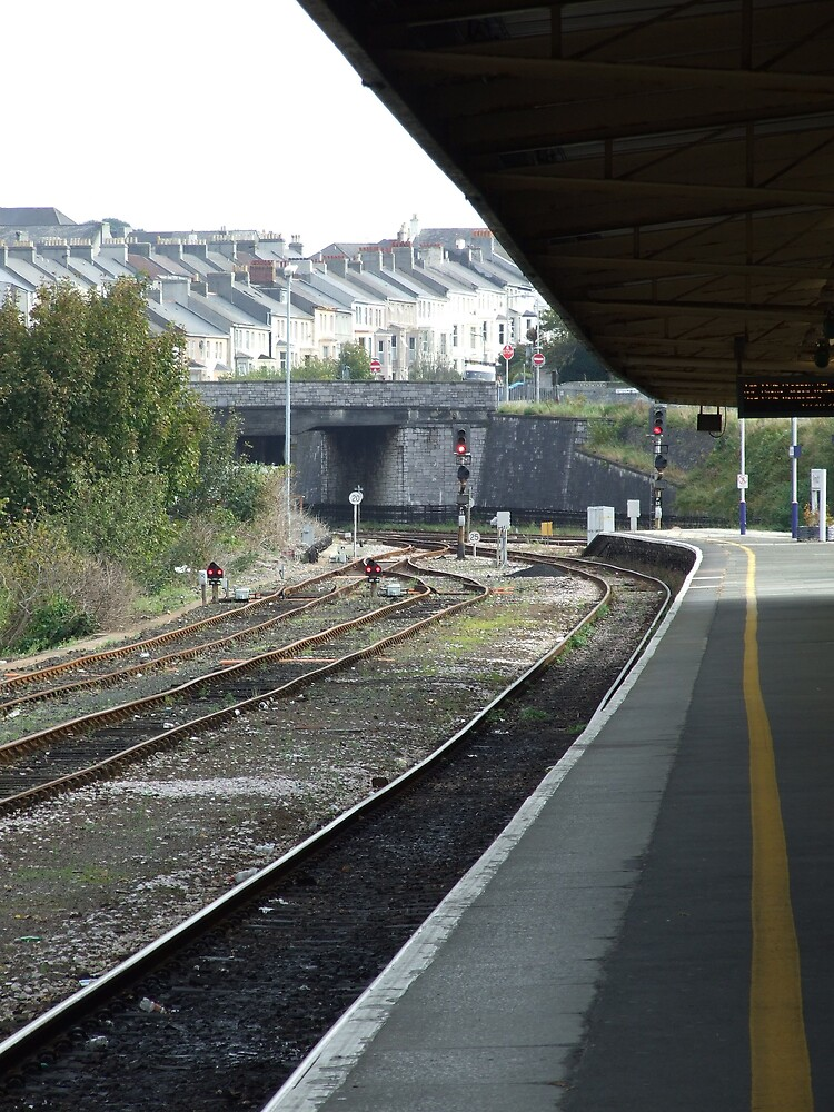 train tracks2 by matjenkins