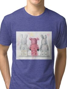 Piggy in the Middle Tri-blend T-Shirt