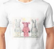 Piggy in the Middle Unisex T-Shirt