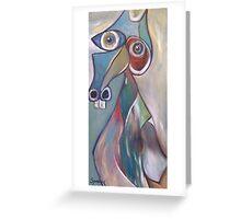 Aardvark Greeting Card