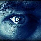 My Eye in Blue by LeDormeurDuVol