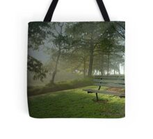 Rest a While Tote Bag