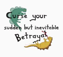 Curse Your Sudden But Inevitable Betrayal Kids Clothes