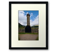 Glenfinnan Monument Framed Print