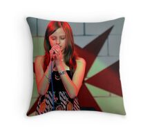 Opening Night Throw Pillow